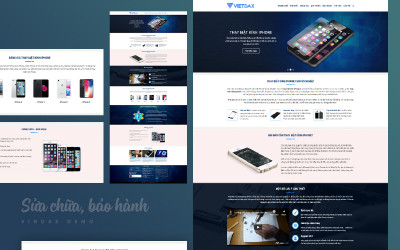 Website Sửa Chữa Iphone